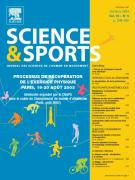sciences et sports